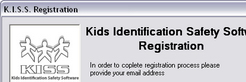 Kids Identification Safety Software